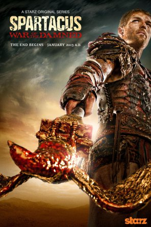 Спартак: Война проклятых / Spartacus: War of the Damned Сезон 3 Серия 3
