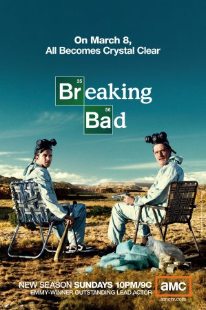 Во все тяжкие / Breaking Bad (2 сезон) (2010)