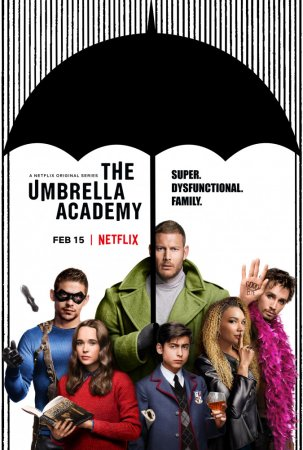 Академия «Амбрелла» / The Umbrella Academy (Сезон 1) (2019)