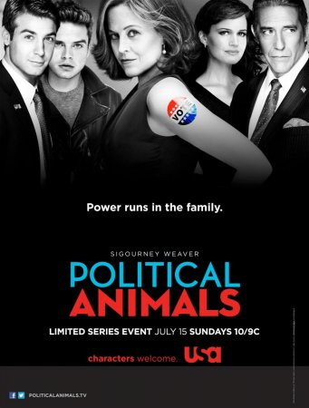 Политиканы / Political Animals (Сезон 1) (2012)