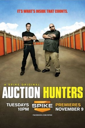 Охотники за реликвиями / Auction Hunters (Сезон 1-5) (2010-2015)